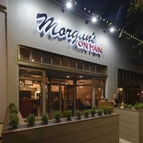 photo of morgan's on main restaurant
