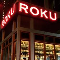 photo of roku restaurant