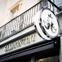 photo of salmontini restaurant