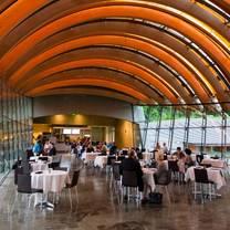 photo of eleven at crystal bridges restaurant