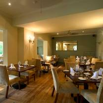 photo of the garden restaurant restaurant