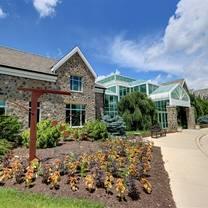 photo of boerner botanical gardens restaurant