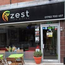 photo of zest cafe bistro restaurant