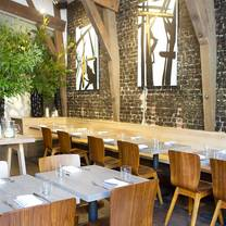 photo of trestle restaurant