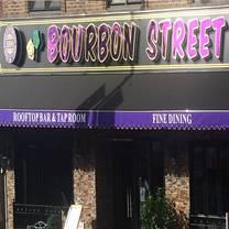bourbon streetのプロフィール画像