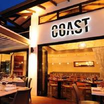 photo of coast restaurant & bar restaurant