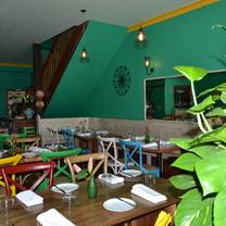 photo of good vibes organics restaurant