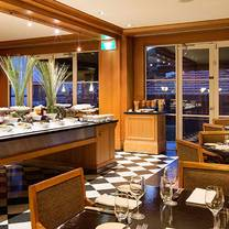 photo of the promenade café - hyatt hotel canberra restaurant