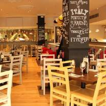 photo of zizzi - leamington spa restaurant