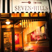 photo of seven hills restaurant