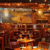 photo of the gun barrel steak & game house restaurant