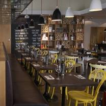 photo of zizzi - brighton restaurant