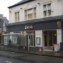 photo of zizzi - edinburgh queensferry street restaurant