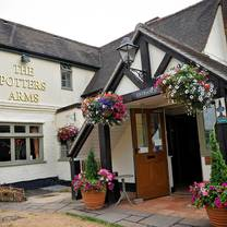 photo of the potters arms restaurant