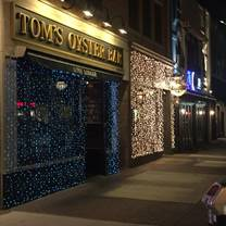 photo of tom's oyster bar royal oak restaurant