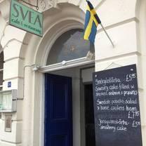 photo of svea cafe & restaurant restaurant