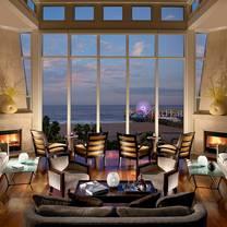 photo of ocean and vine at loews santa monica beach hotel restaurant