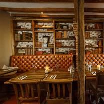 photo of byfords restaurant