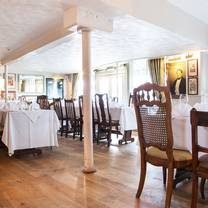 photo of ranfield's brasserie restaurant