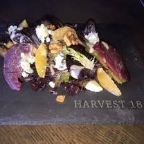 photo of harvest 18 restaurant