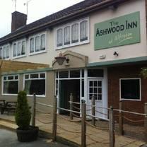 photo of ashwood inn restaurant