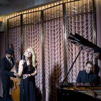 photo of the jazz lounge at the wellesley london restaurant