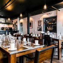 photo of twist fells point byob restaurant