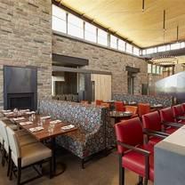 photo of the restaurant at redstone restaurant