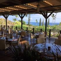 photo of the preserve kitchen + bar  - travaasa hana restaurant
