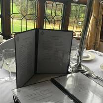 photo of haslington hall restaurant