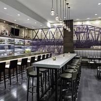 photo of cedar + stone, urban table restaurant