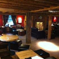 photo of the white hart restaurant
