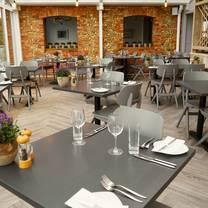photo of the white horse - brancaster staithe restaurant