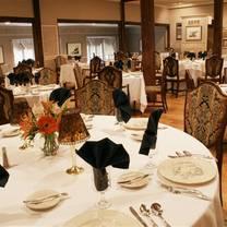 photo of mendenhall inn restaurant