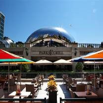 photo of park grill chicago restaurant