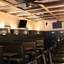 photo of craftsman row saloon restaurant