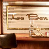 photo of le bon crubeen restaurant