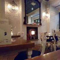 photo of didsbury lounge restaurant