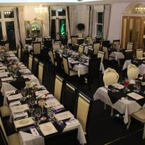 photo of derby manor hotel & restaurant restaurant