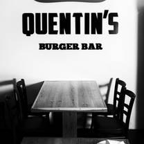 foto von quentin's burger bar restaurant