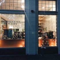 photo of market street grocery & wine bar restaurant