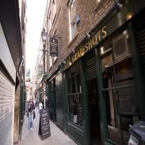 photo of grapeshots restaurant