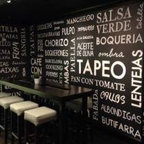 photo of tapeo, modern portuguese and spanish cuisine restaurant
