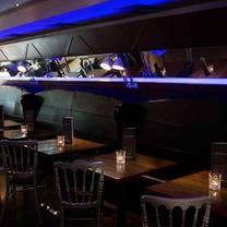 foto von the morgan bar at the morgan hotel restaurant