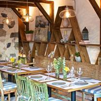 foto de restaurante estiatorio mythos