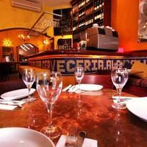photo of al-andalus tapas bar restaurant