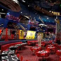photo of planet hollywood - times square restaurant