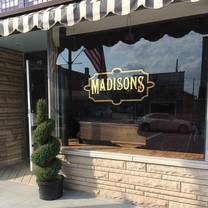 photo of madison's restaurant