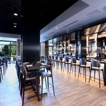 photo of the kitchen by wolfgang puck restaurant