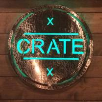 photo of crate sushi & seafood restaurant